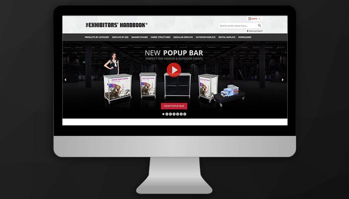 The Exhibitors' Handbook Website