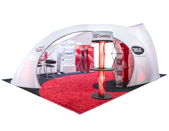 Orbus Booth 2