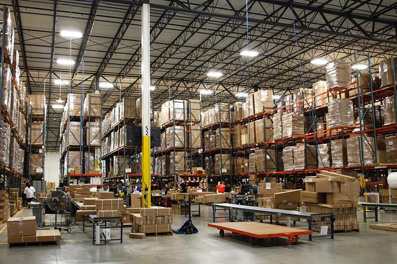 Warehousing and Asset Management