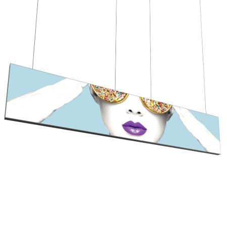 Vector Frame Hanging Light Box